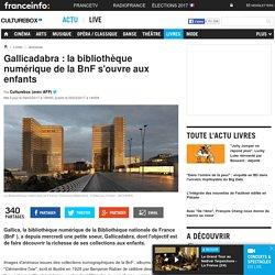 Gallicadabra : la bibliothèque numérique de la BnF s'ouvre aux enfants
