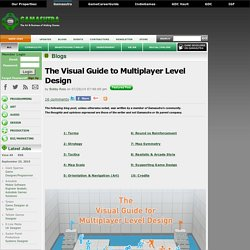 Bobby Ross's Blog - The Visual Guide to Multiplayer Level Design