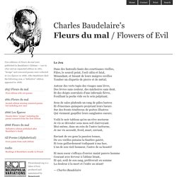 Le Jeu (Gambling) by Charles Baudelaire