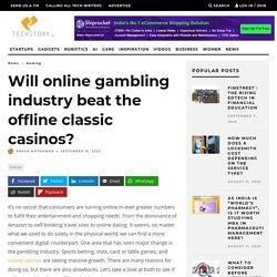 online gambling industry 2020