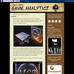 Game Analyticz: AERO