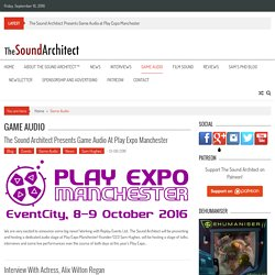 Game Audio – The Sound Architect