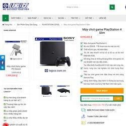 Máy chơi game PlayStation 4 Slim - Hàng Chính Hãng Giá Tốt Nhất