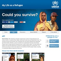 Game - UNHCR