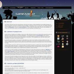 Les méfaits - GameAddict - Addiction au jeu vidéo - Cyberaddiction