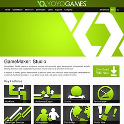GameMaker for Windows | YoYo Games