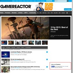 Gamereactor - UK