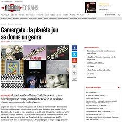 Gamergate : la planète jeu sedonne un genre