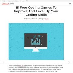 15 Free Games to Level Up Your Coding Skills - Skillcrush