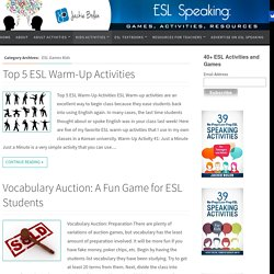 ESL Games Kids Archives -