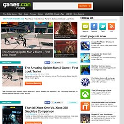 Games.com - The Blog