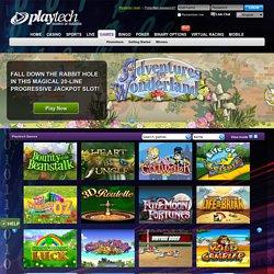 Games - Playtech