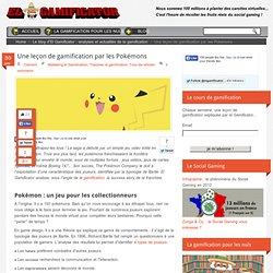 Pokémons et gamfication