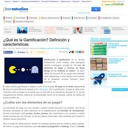 ¿Qué es la Gamificación? Definición y características