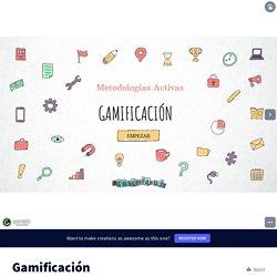 Gamificación by David Ruiz on Genially