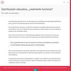 Gamificación educativa ✨ en el Aula ▷ Top 1 □ en Educación