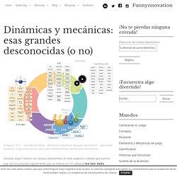 Dinámicas y mecánicas en Gamificación
