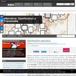 eNarrativa: Gamification y Transmedia