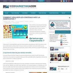 Gamification : viraliser les applications et les contenus
