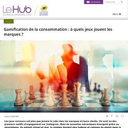 Gamification de la consommation : à quels jeux jouent les marques ?