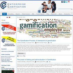 Enterprise Gamification Consultancy - Start