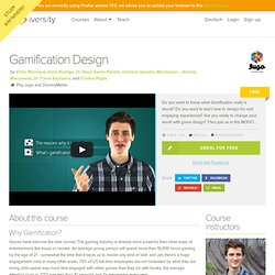 Gamification Design