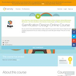 Gamification Design