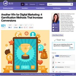Gamification in the Digital Age of Marketing