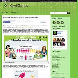 Gamification : le jeu plus qu'un divertissement