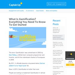 What Is Gamification? Everything You Need To Know To Get Started