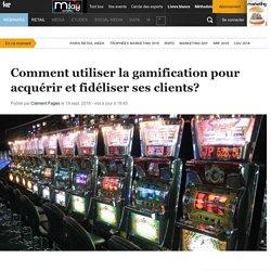 Comment utiliser la gamification pour acquérir et fidéliser ses clients?