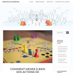 Gamification : intégrez la notion de jeu dans vos formations