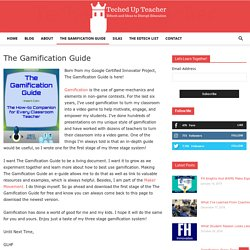 The Gamification Guide - How To Gamify Your Class in 3 Stages