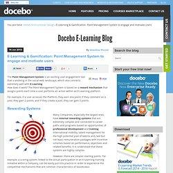 E-Learning & Gamification: il Point Management per coinvolgere e motivare gli utenti - Docebo