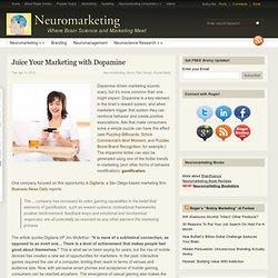Gamification, Rewards, and Dopamine Marketing