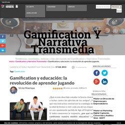Gamification y educación: juegos revolucionan el aprendizaje