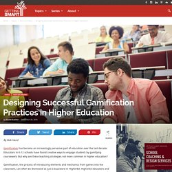 Gamification Successes and Failures in Higher Education