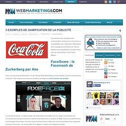 3 exemples de gamification de la publicité