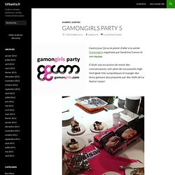 Gamongirls party 5