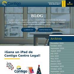 ¡Gana un iPad de Contigo Centro Legal!