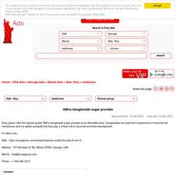 GM1a Ganglioside sugar provider - 2846813