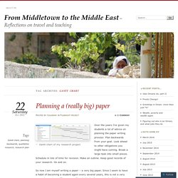 From Middletown to the Middle East