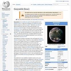 Ganymède (lune)