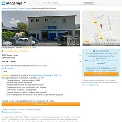 Garage Easy Box Services Chambéry