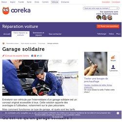 Garage solidaire : principe et tarifs - Ooreka