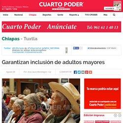 Garantizan inclusión de adultos mayores