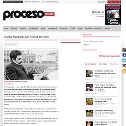 García Márquez: sus huellas en París