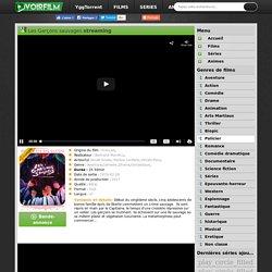 film Les Garçons sauvages streaming vf