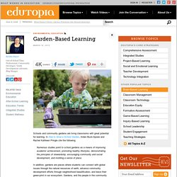 Garden-Based Learning
