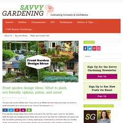 Front Garden Design Ideas: Inspiration For Front Yards of Any Size